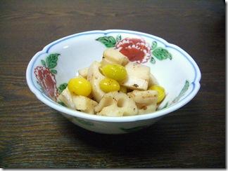 H22-12蓮根と銀杏の塩炒めCIMG4594