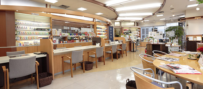 日本橋店 | イスクラ薬局